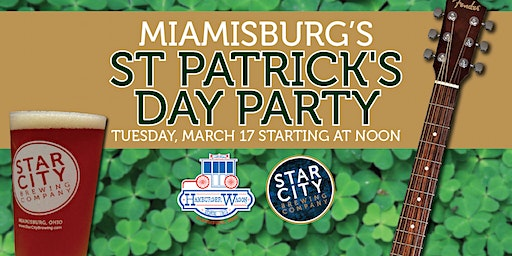 Miamisburg's 3rd Annual Saint Patrick's Day Party