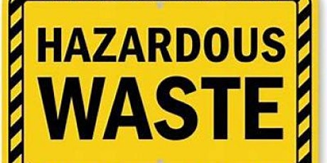 Introduction to Hazardous Waste Disposal tickets