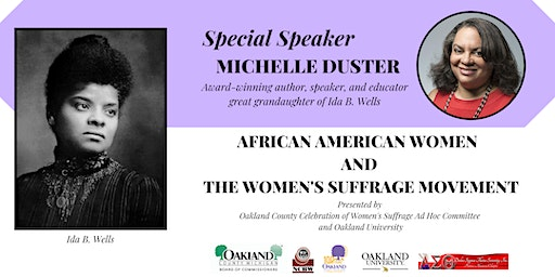 African American Women & The Women's Suffrage Movement with Michelle Duster