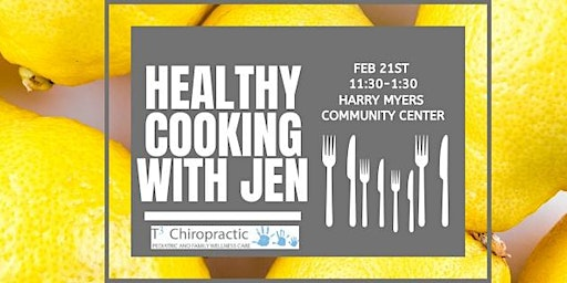 Mama Tribe - Healthy Cooking with Jen