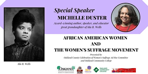 African American Women & The Women's Suffrage Movement