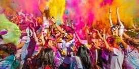 Festival of Colors ( HOLI ) 2020