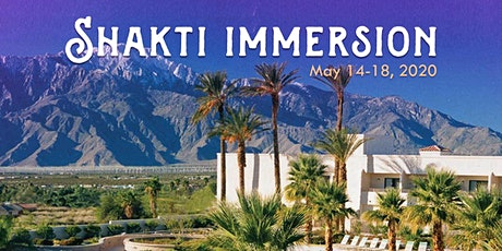 New Dates : Shakti Immersion 2020 tickets