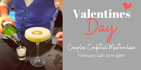 Couples Cocktail Masterclass tickets