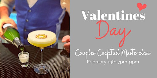 Couples Cocktail Masterclass