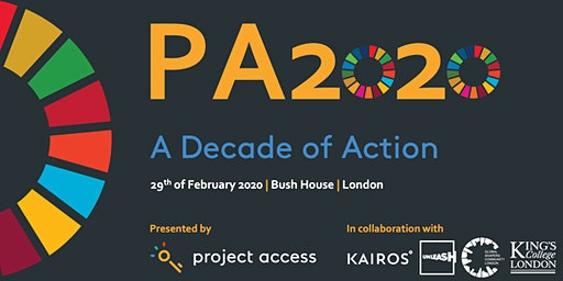 PA2020 | A Decade of Action