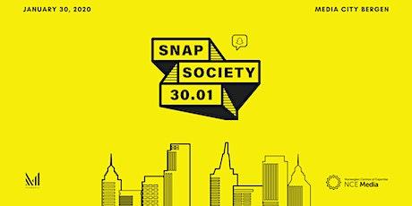 Snap Society tickets