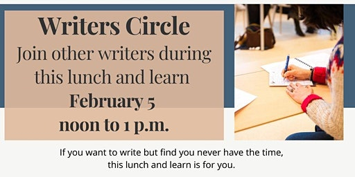 Writers' Lunch and Learn: Writers Circle