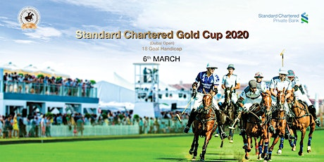 Standard Chartered Gold Cup 2020 tickets