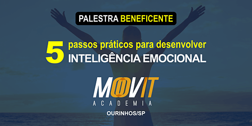 PALESTRA 5 PASSOS PRÁTICOS PARA DESENVOLVER INTELIGÊNCIA EMOCIONAL