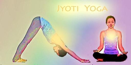 Séance découverte Jyoti Yoga