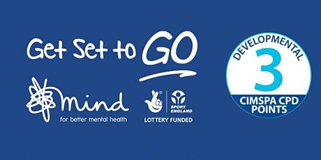Mental Health Awareness for Sport and Physical Activity - Grange tickets