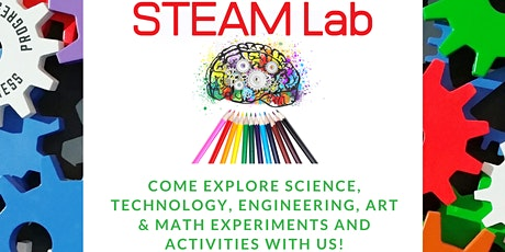 STEAM Lab tickets