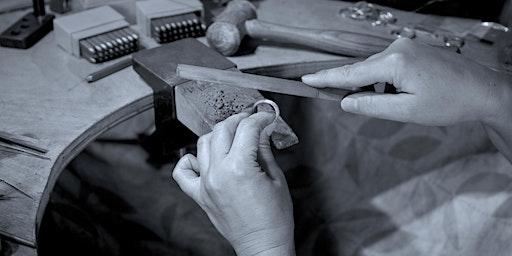 Beginners  Silver Ring Workshop