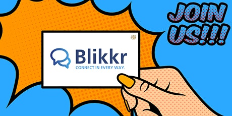 Blikkr Virtual Launch Party tickets