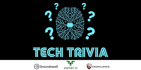 Tech Trivia at Groundswell Startups tickets