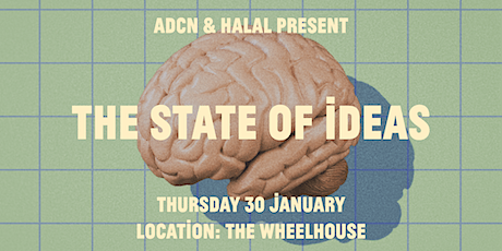ADCN & HALAL present: The State of Ideas w/ Johan Kramer tickets