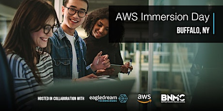 AWS Immersion Day | Make Sense of Your Data | Data Analytics - Buffalo, NY tickets