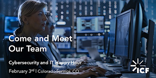 Cyber Security and IT Happy Hour (AFCEA Conference Attendees Welcome!)
