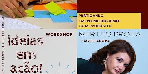 Workshop Ideias em Ação