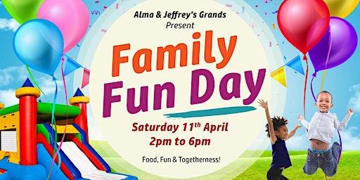 Alma & Jeffrey's Grands present Family Fun Day