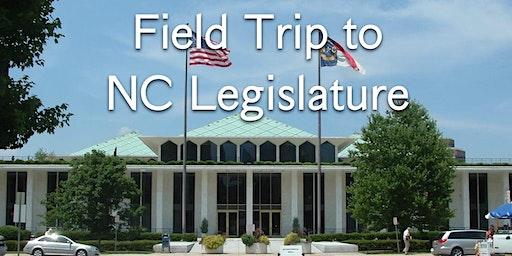 Field Trip to NC Legislature