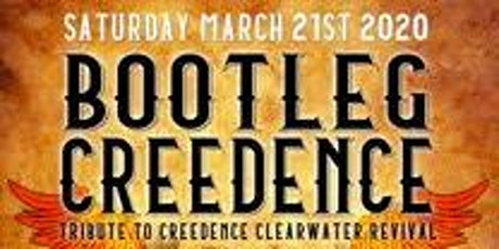 Bootleg Creedence  - CCR Tribute Band tickets