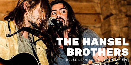 Sunday Sessions with The Hansel Brothers