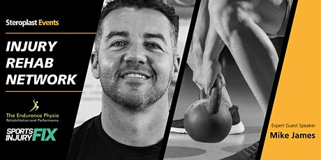 Injury Rehab Network - Physio Seminar and Networking tickets
