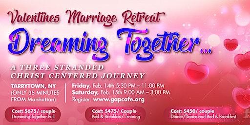 Valentines Marriage Retreat