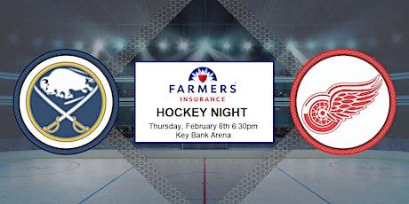 Hockey Night with Farmers Insurance tickets