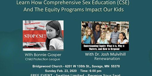 Learn More About CSE and Equity Both Top School Issues