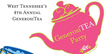 West Tennessee GenerosiTEA Party 2020 tickets