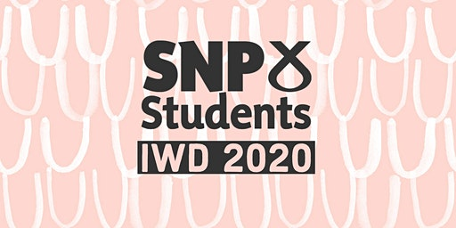 IWD 2020 with SNP Students