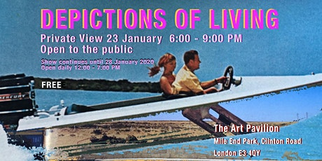 Depictions of Living Exhibition tickets