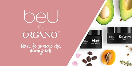 beU Signature Plant-Based Facial Experience presented by beU by Organo