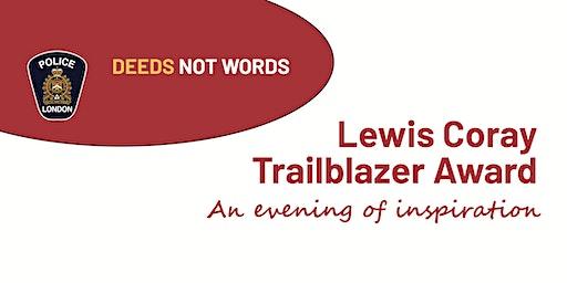 Lewis Coray Trailblazer Award Evening