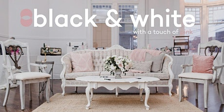 Black & White with a Touch of Pink: Pink Pearl Canada's Annual Fundraiser tickets