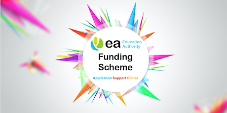 EA Funding Application Support Clinic - Ards & North Down tickets