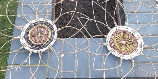 Willow Weaving session with Wendy Bristow