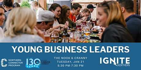 Young Business Leader Meetup tickets