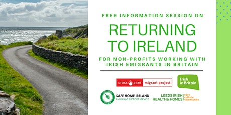Information session on Returning to Ireland / Leeds 2020 tickets