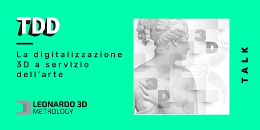 La digitalizzazione 3D a servizio dell'arte