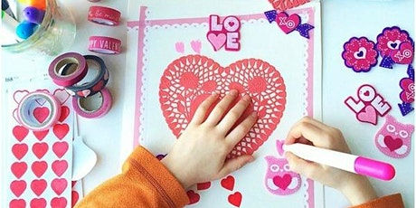 Valentine's Card Making tickets