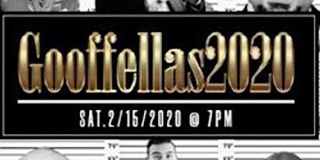 Gooffellas 2020 The Return entradas