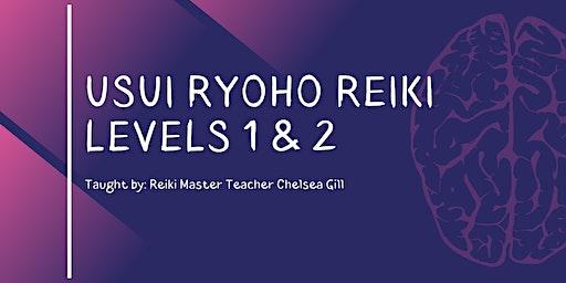 Reiki 1 & 2 Certification Course