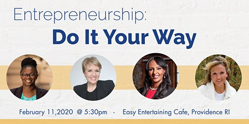 Entrepreneurship: Do It Your Way!