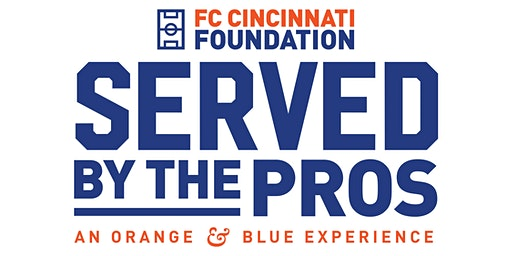 Served by the Pros - An Orange & Blue Experience