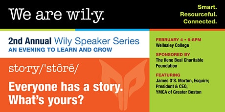 2nd Annual Wily  Speaker Series: An Evening to Learn and Grow tickets