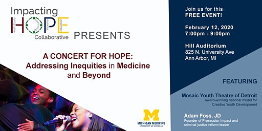 A Concert for HOPE